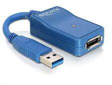 DELOCK ADAPTER USB 3.0 > ESATA 6 GB/S