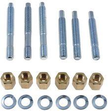 Dorman 03147 Exhaust Manifold Studs Nuts Lock Washers Set of 6