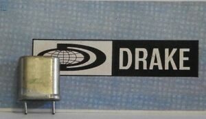DRAKE CRYSTAL 25.6 MHz FOR R-4 & T-4X LINE - COVERS 14.5-15.0 MHz SHORTWAVE BAND