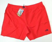 The North Face Class V Rapid Swim Trunk Shorts TNF Red Line Size 2XL 3XL New