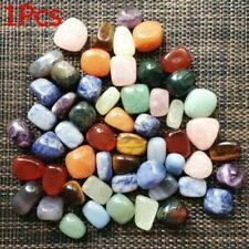 Mixed Naturalssorted Natural Collectable Tumbled Stones Crystal Healing Gem J8I0