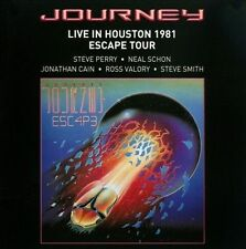 Journey - Live in Houston 1981: Escape Tour (Rock) (CD, May-2006, Columbia (USA