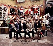 Babel by Mumford & Sons (CD, 2012, Glassnote Entertainment Group)