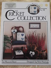The Cricket Collection the Weaver Heart