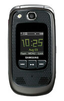 3G Samsung SCH-U660 Convoy 2 Verizon Wireless Flip Cell Phone Rugged Camera