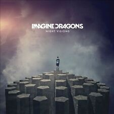 IMAGINE DRAGONS Night Visions CD MINT