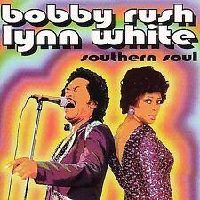 White, Lynn, Rush, Bobby: Southern Soul  Audio Cassette