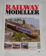 RAILWAY MODELLER VOLUME 58 NUMBER 677 MARCH 2007 - CARSTAIRS
