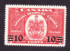 Canada GVI 1942 special delivery 10c ovpt mm sgS11, (patchy gum)
