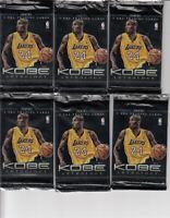 2012-13 Panini Kobe Bryant Anthology Pack Lot x 6 Sealed