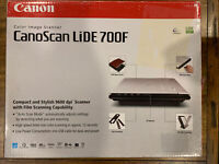 CANON CanoScan LiDE 700F Color Image Photo Flatbed Scanner Hi-Speed USB New