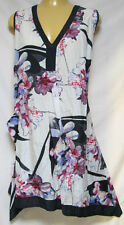 plus sz XS / 14 TS TAKING SHAPE Odyssey Summer Tunic silk/cotton light top NWT!