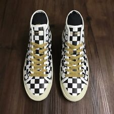 NEW! Saint Laurent YSL Surf Sound Checkerboard SL37M Sneakers Size 10 Vans