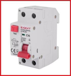 FI/LS Schalter RCBO 06-32A 30mA Fehlerstromschutzschalter Leitungsschutzschalter