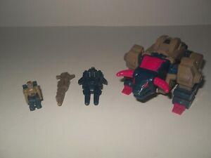 transformers g1 original vintage headmasters horri bull 100% complete not broken