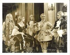 MONSIEUR BEAUCAIRE (1924) Rudolph Valentino, Doris Kenyon & Aristocrats 8x10