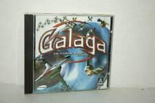 GALAGA DESTINAZIONE TERRA GIOCO USATO PC CD ROM VERSIONE ITALIANA GD1 47648