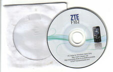 Pc Windows suite Mini CD pour ZTE F102 Téléphone portable