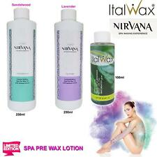 Ital Wax Limited Edition Professional Spa Pre & After Wax Oil with Sensual Aroma