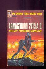 Philip Francis NOWLAN Armageddon 2419 A.D. ACE 1962 c. EMSH illus Frank R. PAUL