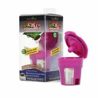 Perfect Pod ECO-Fill 2.0 Deluxe Reusable K-Cup Coffee Capsule for Keurig 2.0 1.0
