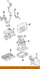 Saturn GM OEM 91-99 SL1-ABS Pump & Motor Assy 21013037