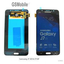 Display Pantalla LCD Modulo Schermo Samsung Galaxy J7 2016 J710F Negro Original