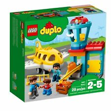 Lego 10871 DUPLO Town Airport Building Kit New Sealed Box