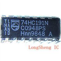 10Pcs 74HC4051 SN74HC4051N IC DIP-16 new and origin T
