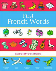 First Words: Oxford First French Words  (Paperback) FREE shipping $35