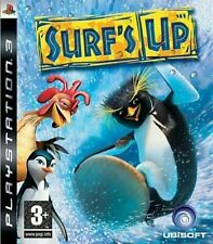 Surf's Up PS3 PlayStation 3 Video Game Mint Condition UK Release