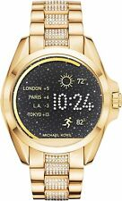 Michael Kors Unisex Gold Access Bradshaw Digital Bracelet Smart Watch MKT5002