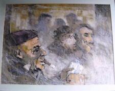Robert King pintura mixta hymey's Bar España 1973 Sign galería procedencia
