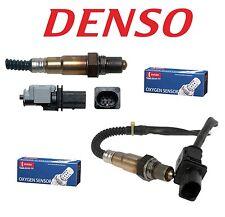 For Audi A3 TT VW EOS R32 3.2 Set of 2 Front Upstream Oxygen O2 Sensors Denso