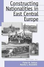 Austrian and Habsburg Studies: Constructing Nationalities in East Central...