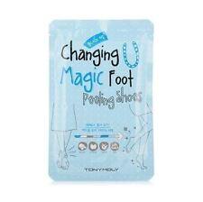 TONYMOLY Changing U Magic Foot Peeling Shoes 1pair