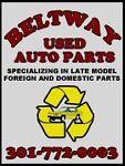 Beltway Used Auto Parts