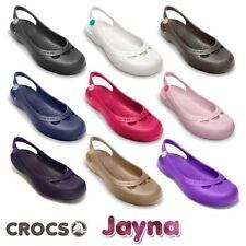 Crocs Flat (less than 0.5') Slingbacks for Women