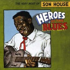 Son House - Heroes of the Blues: Very Best of [New CD] Rmst