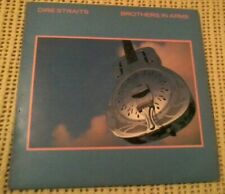 DIRE STRAITS BROTHERS IN ARMS VINYL LP 1985 ORIGINAL AUSTRALIAN PRESS 824 499 1