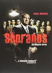 The Sopranos The Complete Series 1,2,3,4,5,6 DVD - Free Delivery