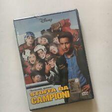 STOFFA DA CAMPIONI RARO DVD SIGILLATO - WALT DISNEY EMILIO ESTEVEZ
