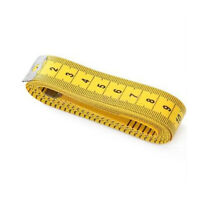 "3M 120"" Flat Tape Measure for Tailor Sewing Cloth Soft Body Measuring Ruler"