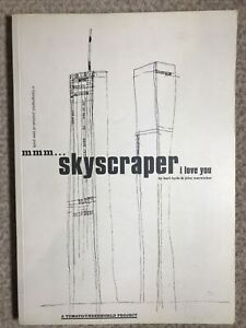 Mmm ... Skyscraper I Love You a Typographic Jour by John Warwicker Paperback Boo