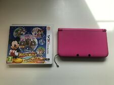 Nintendo 3DS XL With Disney magical world - Pink Handheld System