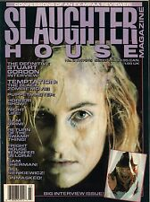 SLAUGHTERHOUSE MAGAZINE #3 - PUPPETMASTER COVER - 1989
