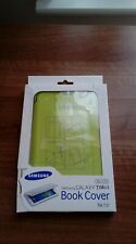 "Samsung Galaxy tab3 book cover for 7.0"" (Genuine)"