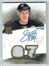 10-11 UD The Cup Honorable Numbers  Sidney Crosby  /87