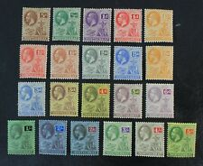 CKStamps: GB Montserrat Stamps Collection Scott#54-74 Mint H OG