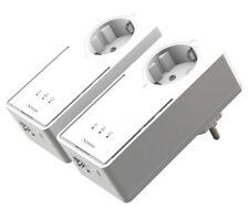Strong Powerline 1200 Kit - 2er Set - LAN über Stromnetz - Netzwerkadapter
